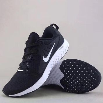 Trendsetter Wmns Nike Epic React Flyknit  Fashion Casual  Sneakers Sport Shoes