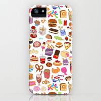 Cute food iPhone & iPod Case by SIINS