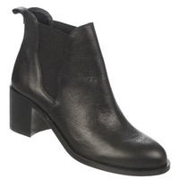 Sam Edelman Justin Short Leather Boots