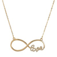 Aeropostale Womens Forever Short-Strand Necklace - Yellow, One
