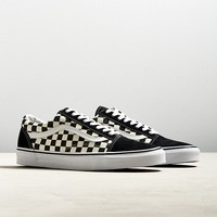 Vans Old Skool Checkerboard Sneaker | Urban Outfitters