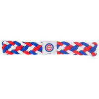 Chicago Cubs MLB Braided Head Band 6 Braid