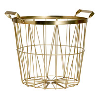 H&M - Metal Basket