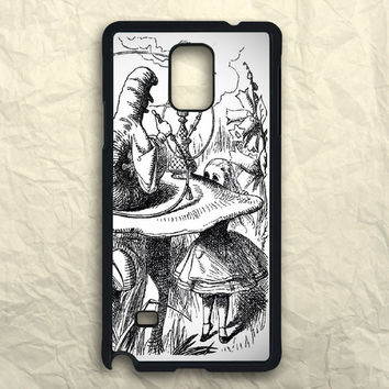 Hookah Caterpillar Alice Samsung Galaxy Note 3 Case
