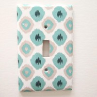 Single Switchplate Cover Trendy Des.. on Luulla