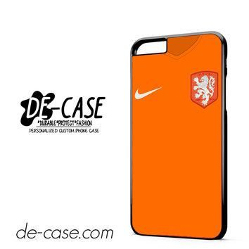 Holland Soccer Jersey DEAL-5317 Apple Phonecase Cover For Iphone 6/ 6S Plus
