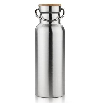 Stainless Steel Double Wall Vacuum Insulated Water Bottles