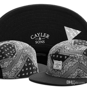 2015 Design CAYLER & SONS snapbacks Hats snapback caps Cayler and sons hat baseball hats last kings cap hater diamond snapback cap free ship