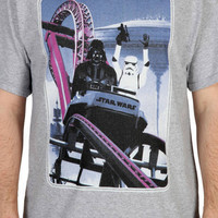 Roller Coaster Star Wars Shirt