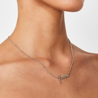 Femme Fatale Chain Necklace