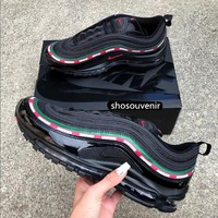 shosouvenir :Undefeated Nike Air Max 97 Black