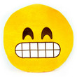 Grin Emoji Pillows