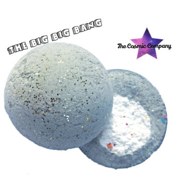 "The Big Big Bang"" Giant Bath Bomb"