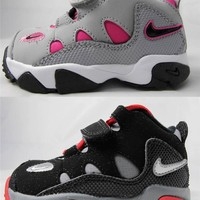New Toddler's Nike Turf Raider (TD) Baby Shoes 599815-006 599815-005 RED OR PINK