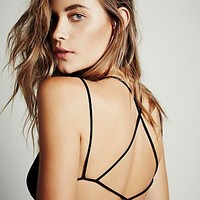 Intimately Womens Sunkissed Strappy Back