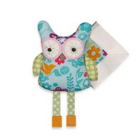 Lolli Living™ by Living Textiles Baby Mix & Match Toy and Blanket Set in Hoot Owl