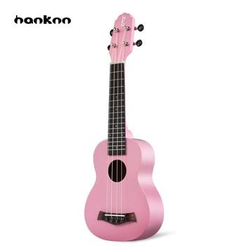 "Hanknn 23"" / 21 inch Ukulele Concert Hawaii Acoustic Travel Guitar Ukelele High Quality Stringed Musical Instrument Bags Parts"
