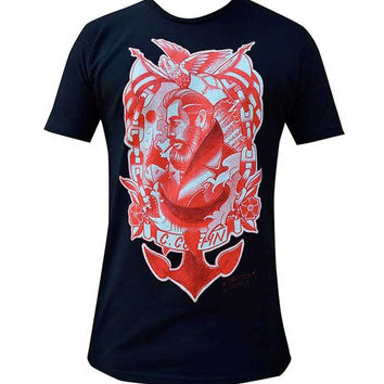 Anchors Away Mens Tee