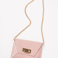 Heidi Blush Crossbody Purse