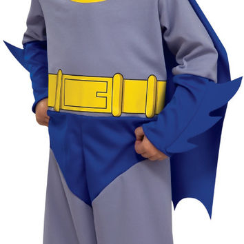 Batman Brave & Bold Batman Infant / Toddler Costume - 6-12 Months