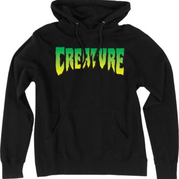 CREATURE LOGO HD/SWT BLACK