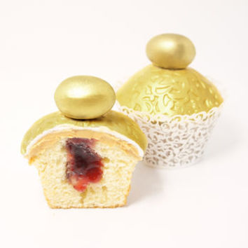 Golden Egg Mighty Cupcake Peanut Butter And Jam