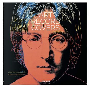 Art Record Covers Coffee Table Book