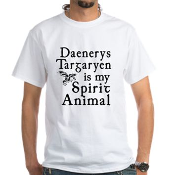 Daenerys Targaryen Spirit Animal Shirt> Daenerys Targaryen Is My Spirit Animal> Scarebaby Design