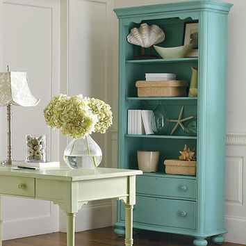 Coastal Living Bookcase in Choice of Color