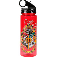 Harry Potter Hogwarts Crest Water Bottle