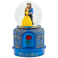 Disney Beauty and the Beast: The Broadway Musical Snowglobe | Disney Store