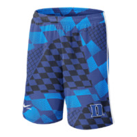 Nike Lacrosse Digital 1.3 Duke Men's Training Shorts - BLUE