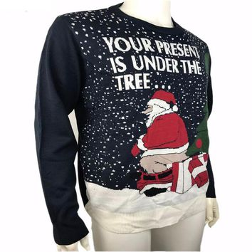 Witty Christmas Sweater