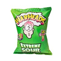 Gigantic Bag of Warheads Candy Pool Float