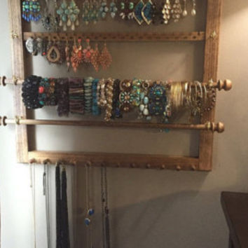 Shop Bracelet Bar Organizer on Wanelo