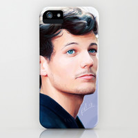 Louis Portrait iPhone & iPod Case by pygmy
