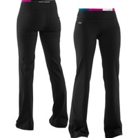 Under Armour Women's StudioLux Printed Waist Pants