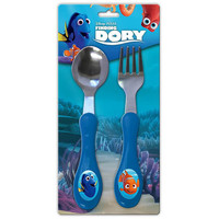 Finding Dory Fork and Spoon Set