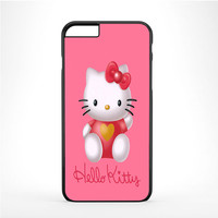 Hello Kity Love Suit iPhone 6 Plus | 6S Plus Case