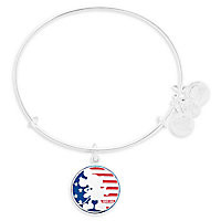 Mickey Mouse Flag Bangle by Alex and Ani