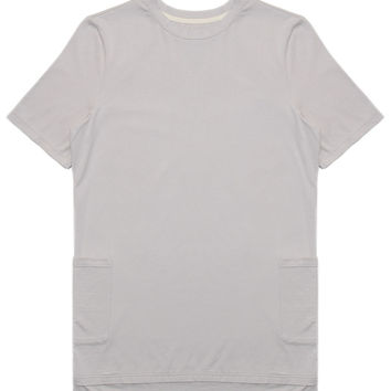 I Love Ugly - Tech T-Shirt (Light Grey)