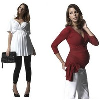 How to Dress Fashionable During Pregnancy