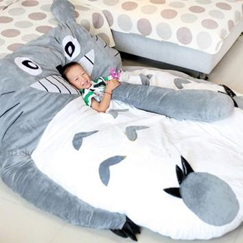 My Neighbor Totoro Sleeping Bag Sofa Bed Twin Bed Double Bed Mattress for  Kids 90ae8135fc