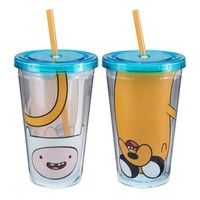Adventure Time with Finn and Jake Travel Cup