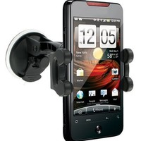 Modern-Tech In-Car Windscreen Suction Holder/ Mount for HTC Incredible