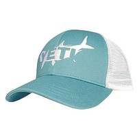 Tarpon Trucker Hat in Teal by YETI