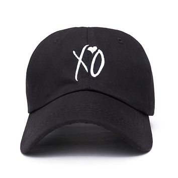 Fashion adjustable XO hat the Weeknd Snapback hat