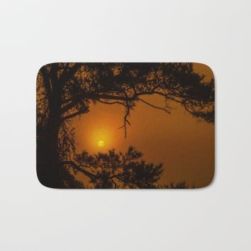 Enchanted Morning Bath Mat by Scott Hervieux