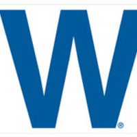 "Wincraft Chicago Cubs 3x5 Flag  ""w"" Flag"