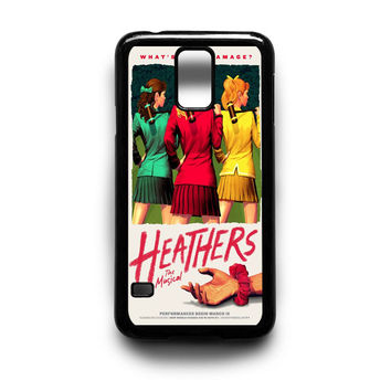 Heathers collage Samsung Galaxy S3 S4 S5 Note 2 3 4 HTC One M7 M8 Case